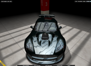 360o   Car Visualizer   Three.js05